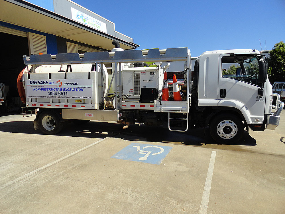 Cairns Hydrovac Services